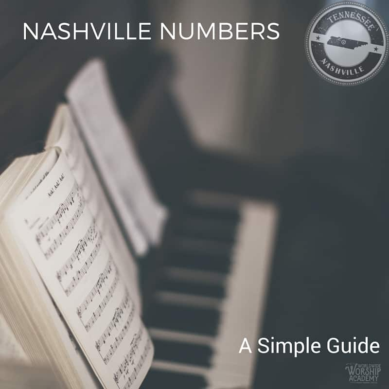 Nashville Numbers a Simple Guide